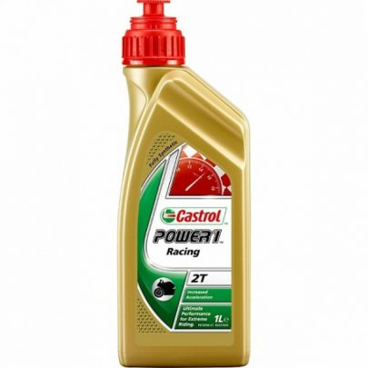 CASTROL - OLEJ POWER 1 RACING 2T - 1L-0
