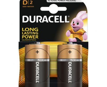 DURACELL - BATERIE ALKALCZNE LR20 - 2szt-0