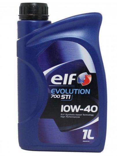 ELF - OLEJ SILNIKOWY EVOLUTION 700STI 10W40 - 1L-0