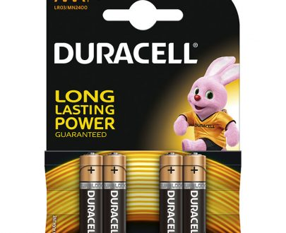 DURACELL - BATERIE - LR03 - 4szt-0