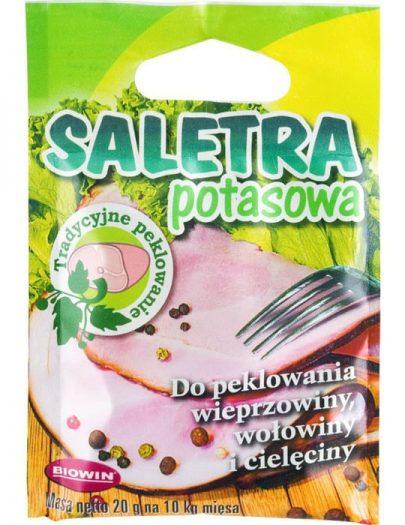 BIOWIN - SALETRA POTASOWA DO PEKLOWANIA - 20g-0