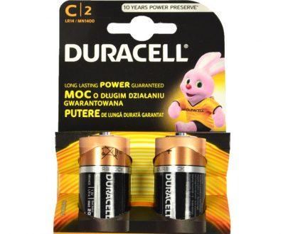 DURACELL - BATERIE ALKALICZNE LR14 - 2szt-0