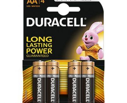 DURACELL - BATERIE - LR06 - 4SZT-0