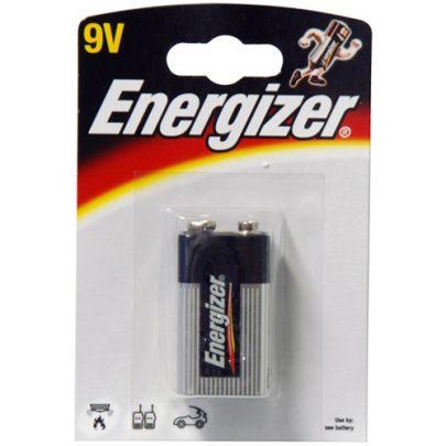 ENERGIZER - BATERIA - BASE 6LR61 - 9V-0