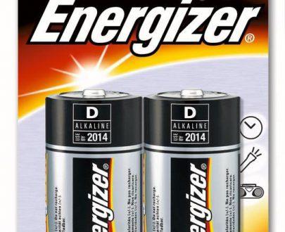 ENERGIZER - BATERIE - BASE LR20 - 2szt-0