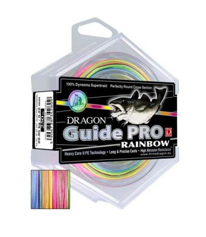 DRAGON - PLECIONKA - GUIDE PRO V - 150m / 0,18mm -0