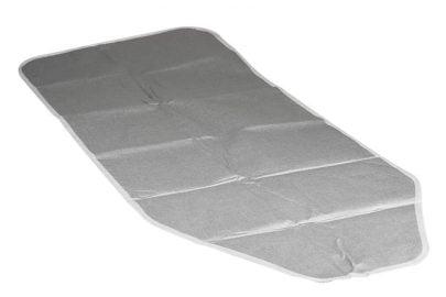 GRALEX - POKROWIEC NA DESKĘ METALIZOWANY - 130x50cm-0