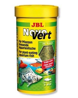JBL - POKARM NOVO VERT Z PLANKTONEM I SPIRULINĄ - 100ML -0
