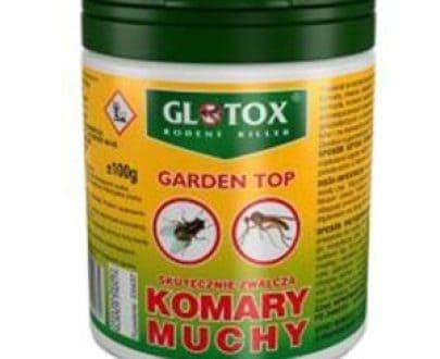 GLOTOX - PROSZEK NA INSEKTY LATAJĄCE - 100G-0