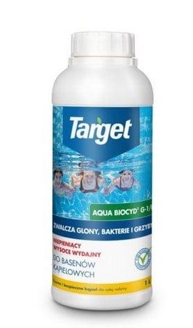 TARGET - AQUA BIOCYD G-1/R - ZWALCZ.GLONY W BASENIE - 1L-0