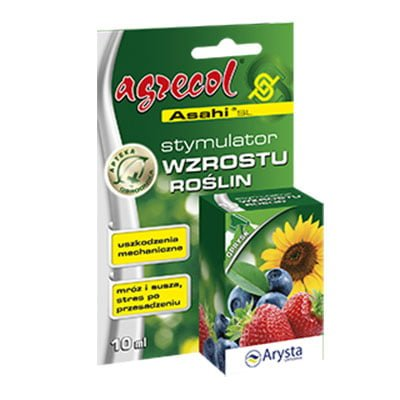AGRECOL - ASAHI SL - REGULATOR WZROSTU - 10ML-0