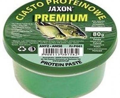 JAXON - CIASTO PROTEINOWE - WANILIA - 80g-0