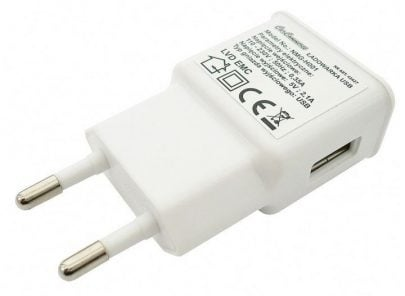 CARCOMMERCE - ŁADOWARKA SIECIOWA USB 2,1A-0