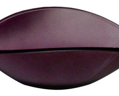 AMBITION - MISA SZKLANA PLUM - 17cm -0