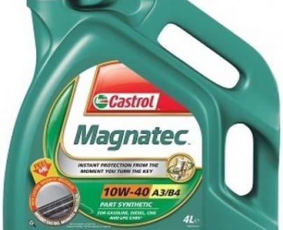CASTROL - OLEJ MAGNATEC 10W-40-0