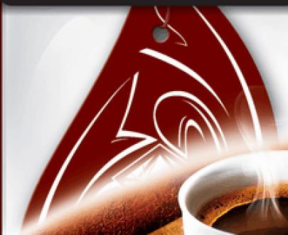 AREON - ODŚWIEŻACZ DO SAMOCHODU LISTEK - COFFEE-0