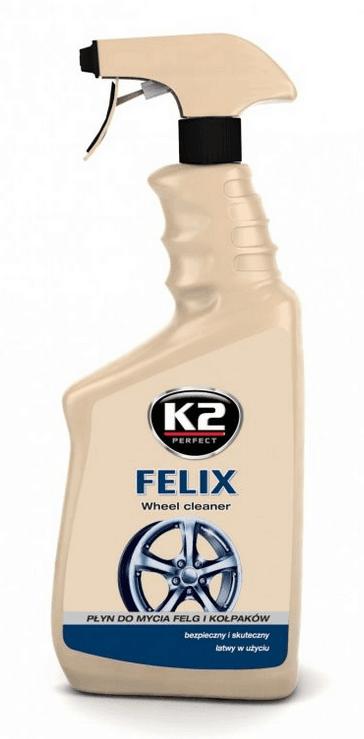 K-2 - FELIX DO MYCIA FELG I KOŁPAKÓW - 720ML-0