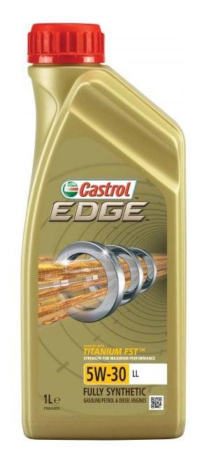 CASTROL - OLEJ SILNIKOWY - EDGE TITANIUM FST 5W-30 - 1L-0