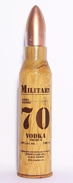 WÓDKA - DĘBOWA - MILITARY PREMIUM - 0,7L-0