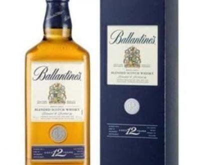 WHISKY - BALLANTINE'S 12-YEARS - 0,7L-0