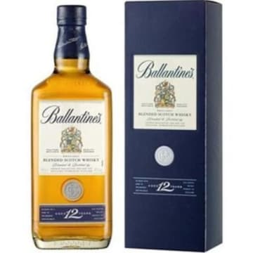 WHISKY - BALLANTINE'S 12-YEARS - 0,7L-0