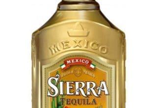 TEQUILA SIERRA GOLD - 0,7L-0