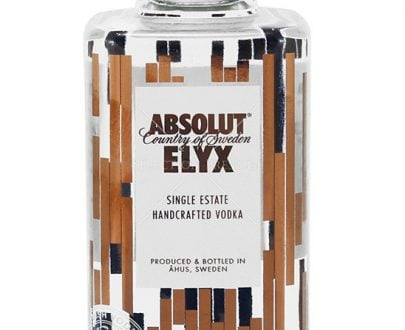 WÓDKA - ABSOLUT ELYX - 0,7L-0