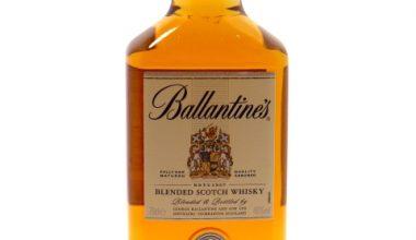 WHISKY - BALLANTINE'S GOLD - 0,7L-0