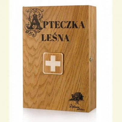 WÓDKA - DĘBOWA - APTECZKA LEŚNA - 8X50ML-0