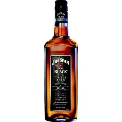 WHISKY - JIM BEAM BLACK - 0,7L-0