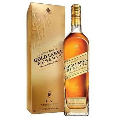 WHISKY - JOHNNIE WALKER GOLD RESERVE - 0,7L-0