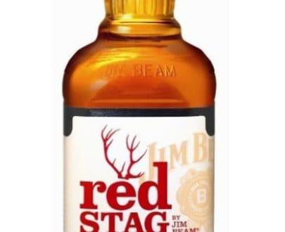 BOURBON - JIM BEAM RED STAG CHERRY - 40% / 0,7L-0