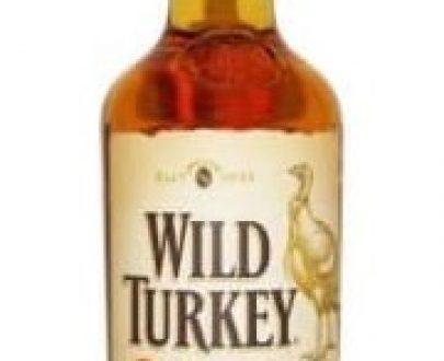 BOURBON-WHISKEY - WILD TURKEY 0,7L / 40% -0