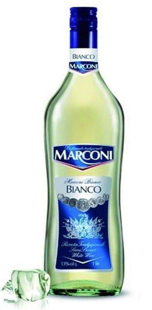 WERMOUTH - MARCONI BIANCO - BIAŁE WINO-0