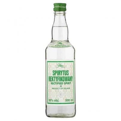 SPIRYTUS REKTYFIKOWANY - 0,5L-0
