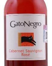 WINO WYTRAWNE- GATO NEGRO CABERNET SAUVIGNON ROSE - 0,75L-0