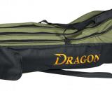 DRAGON - POKROWIEC TRÓJKOMOROWY ROD CASE - 165CM -0