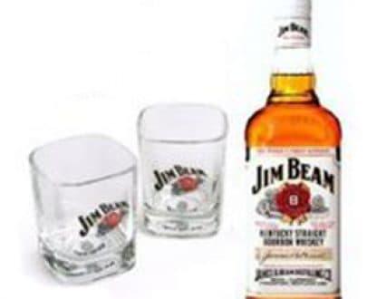 BOURBON - JIM BEAM WHITE - 0,7L-0