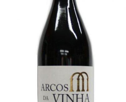 WINO CZERWONE WYTRAWNE - ARCOS DA VINHA - 0,75L-0