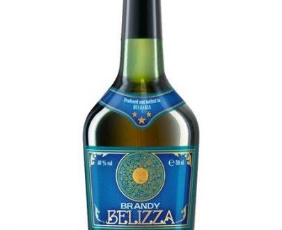 BRANDY - BELIZZA 3* - 0,5L-0