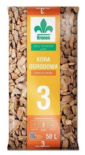 KRONEN - KORA OGRODOWA 50L - FR.3 - 40-60MM - GRUBA-0