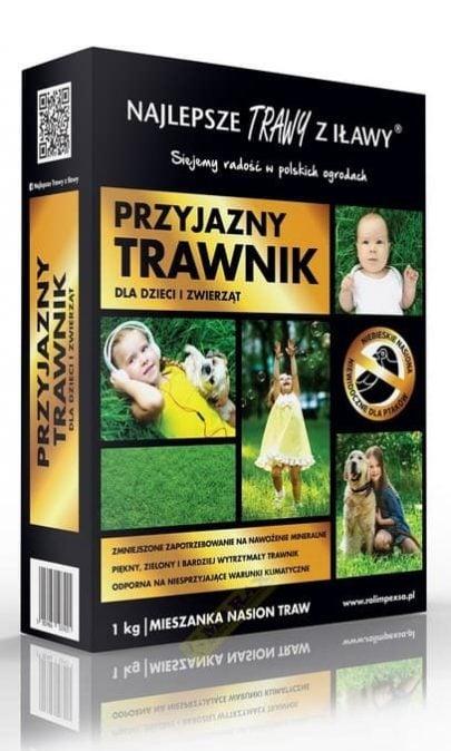 IŁAWA - PRZYJAZNY TRAWNIK - 1KG-0