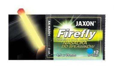 JAXON - ŚWIETLIK NASADKA ŚWIECĄCA NA SPŁAWIK - 4,5x39 MM -0