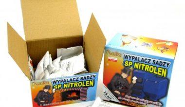 FENIKS - WYPALACZ SADZY NITROLEN - 25X10G-0